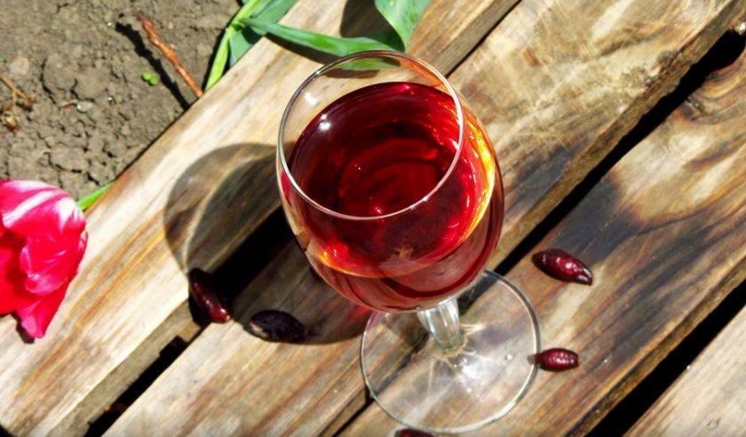 Как делать вино из шиповника