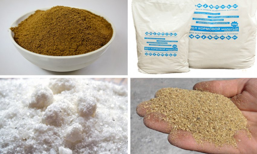 Витамины и минералы для нутрий