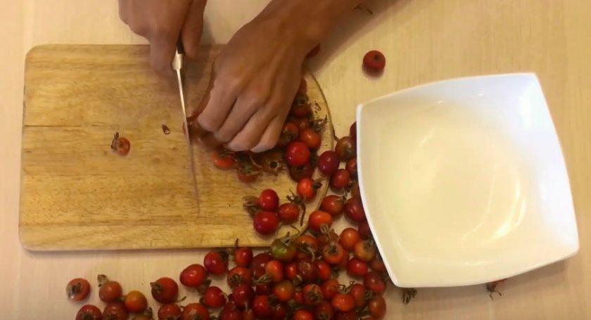 Варенье из шиповника рецепт приготовления на зиму