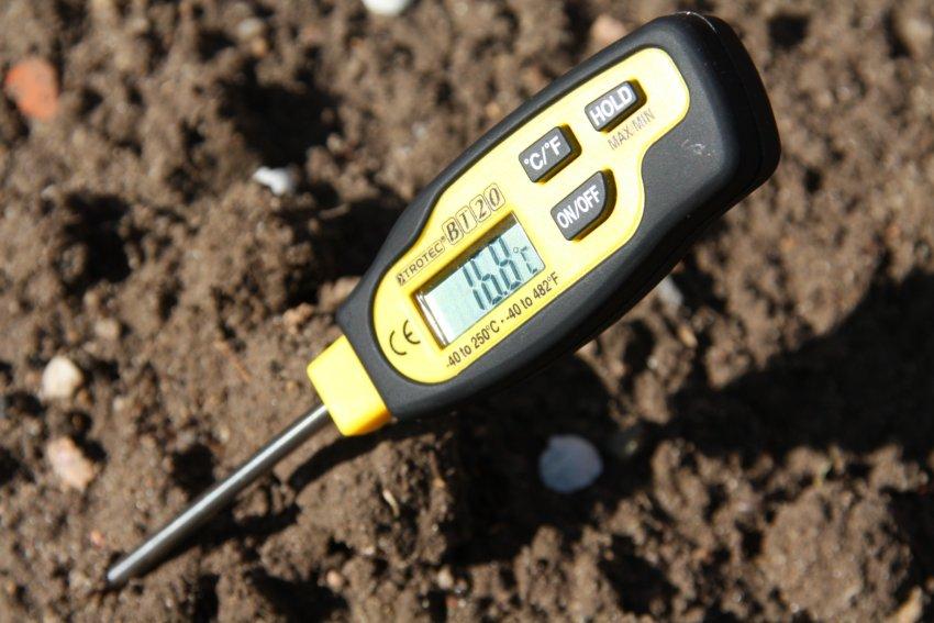 Ph-метр для почвы