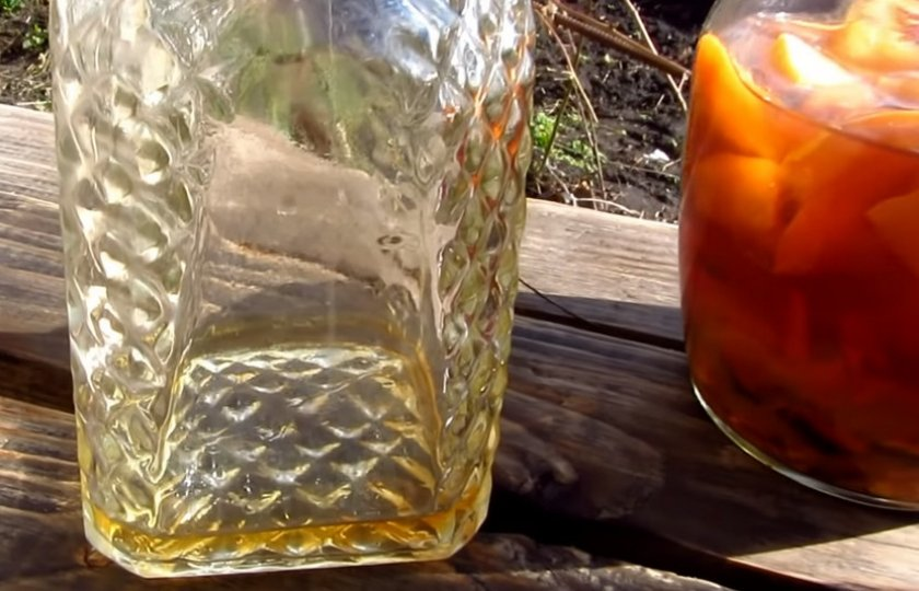 Настойка из шиповника на водке и с самогоном в домашних условиях