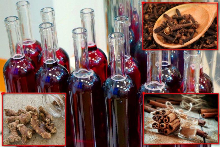 Клюква на спирту: рецепты приготовления в домашних условиях