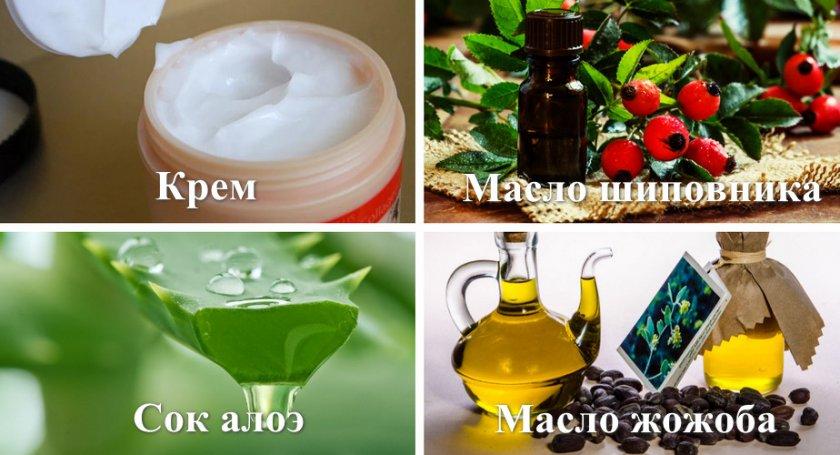 приготовление маски для упругости кожи