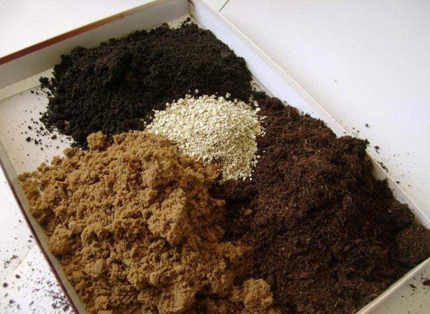 Почва для посева