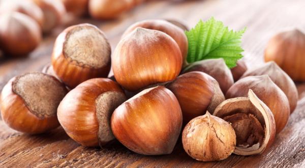 Полезные свойства орехов фундук