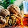 Рецепт настойки на скорлупе грецких орехов