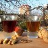 Рецепт настойки на самогоне и перегородках грецкого ореха с мёдом
