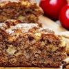 Вкусный пирог с ореховой начинкой
