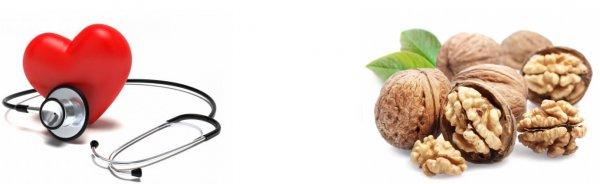 Как влияют грецкие орехи на давление