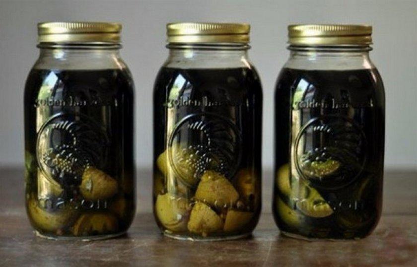 Настойка маньчжурского ореха: рецепт на водке, как приготовить и принимать
