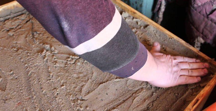 Хранение черенков в песке
