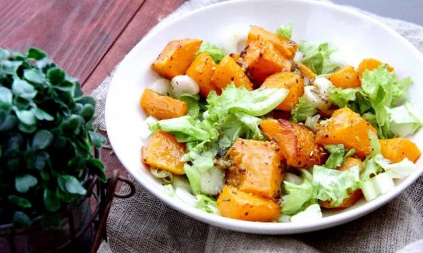 Рецепты диетических блюд для похудения из тыквы