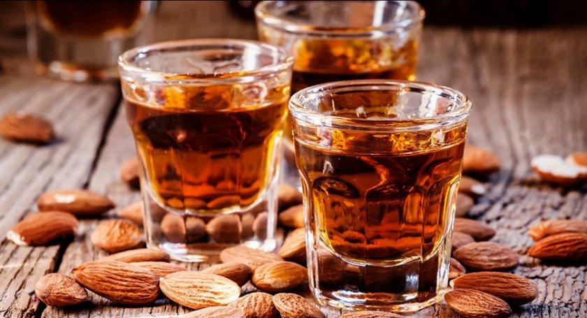водка на миндале рецепт