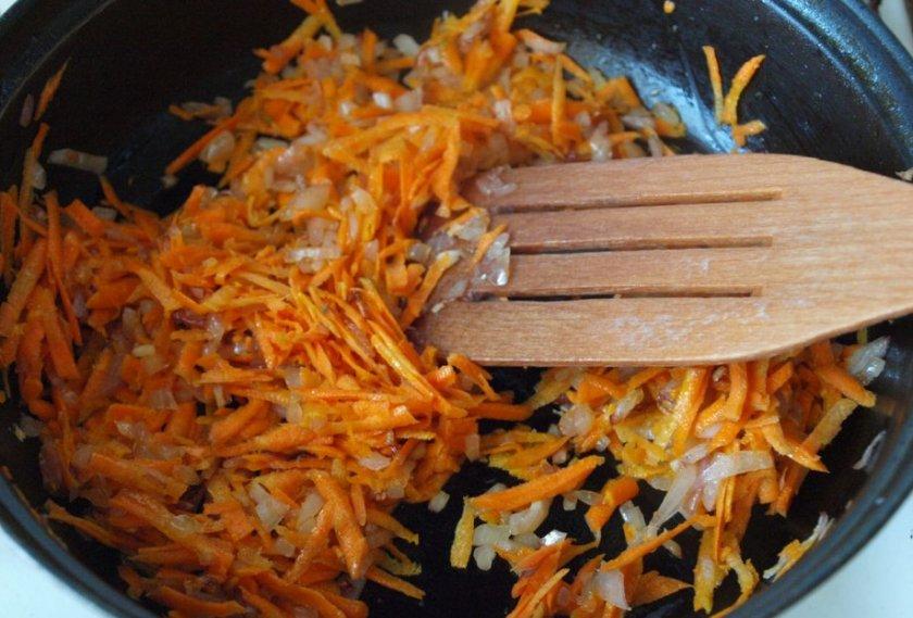 Рецепт супа с сушеными грибами и вермишелью