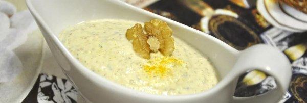 Ореховый соус рецепт с фото пошагово