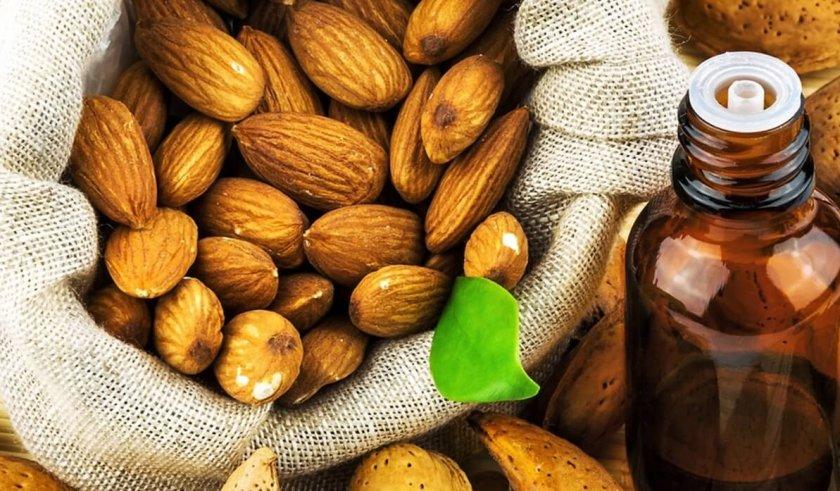 Полезные свойства масла горького миндаля