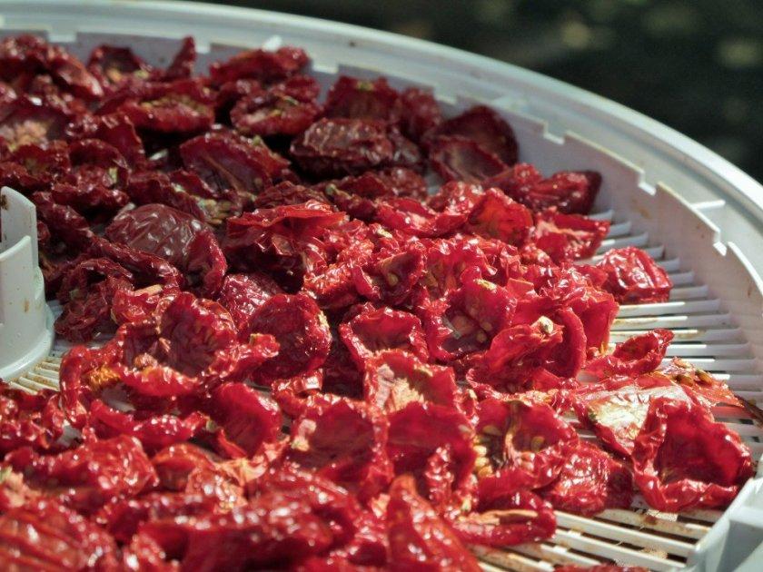 Сушёные помидоры