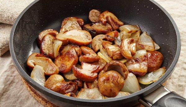 как готовить белый гриб для жарки