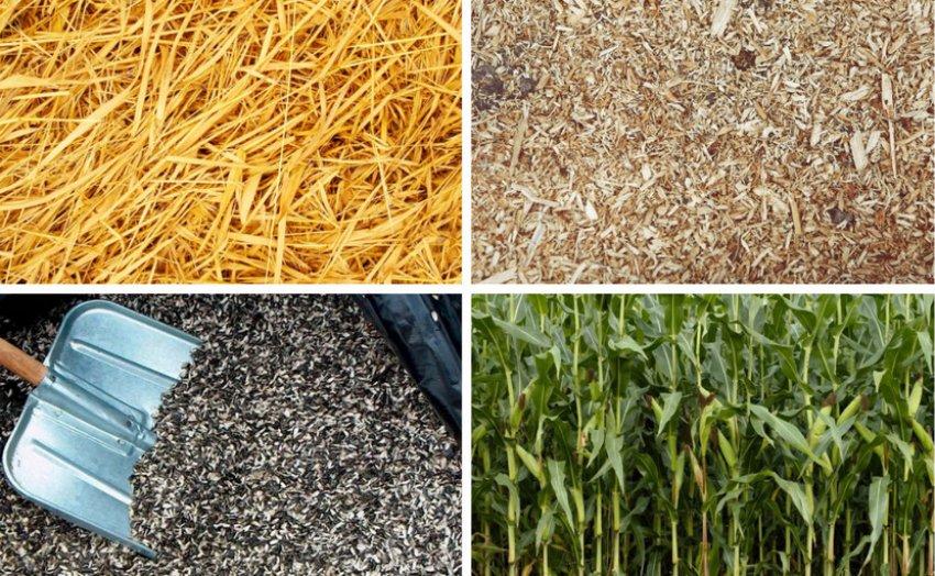 Компоненты для питательной среды