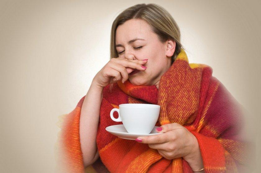 Настойка при грипе