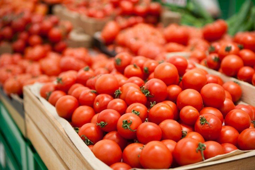 Как выбрать помидоры для консервации
