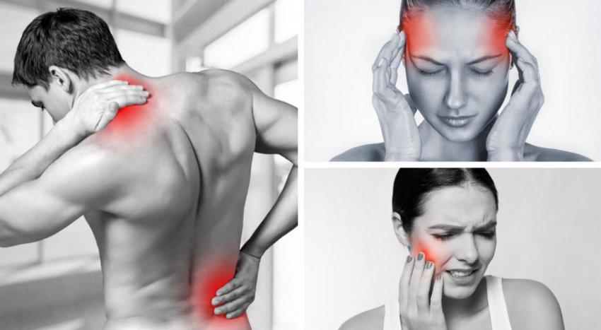Применение сосновых побегов при болевых симптомах