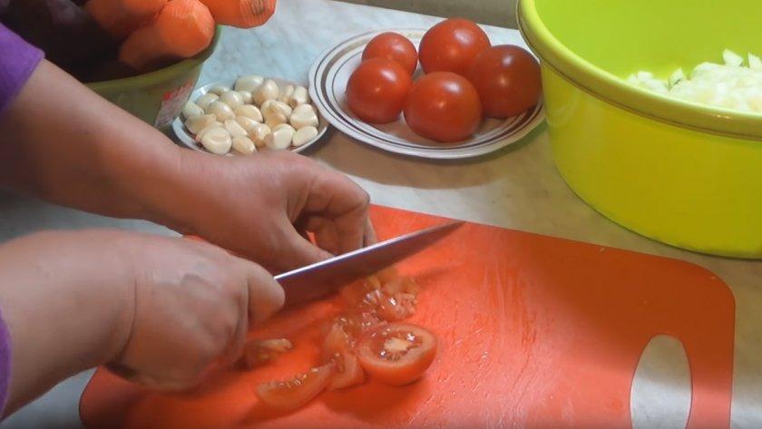 Рецепт приготовления борщевой заправки