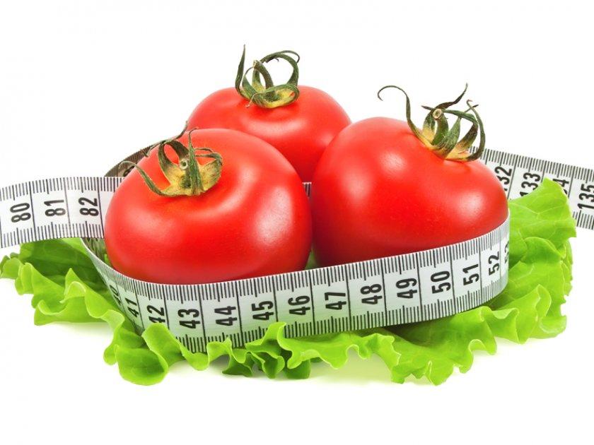 Помидоры для похудения