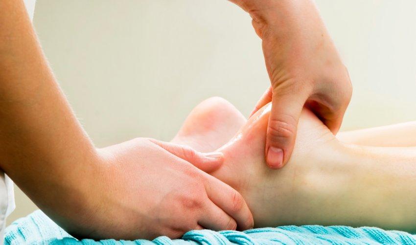 Массаж ног при переломах