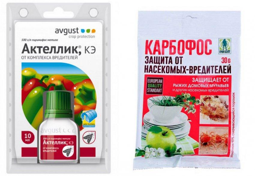 Фосфорорганические препараты