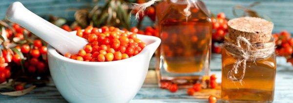 Лечение колита облепиховым маслом