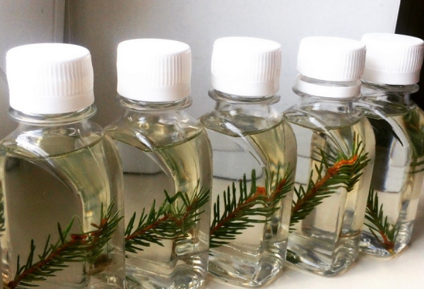 применение пихтового масла в огороде