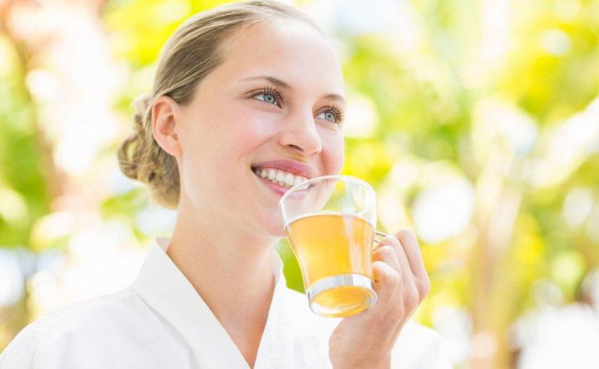 Облепиховый чай для женщин