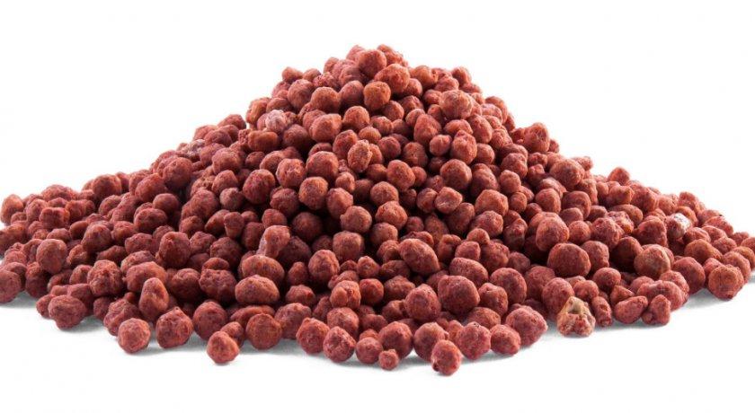 Удобрение азотно-фосфорно-калийное