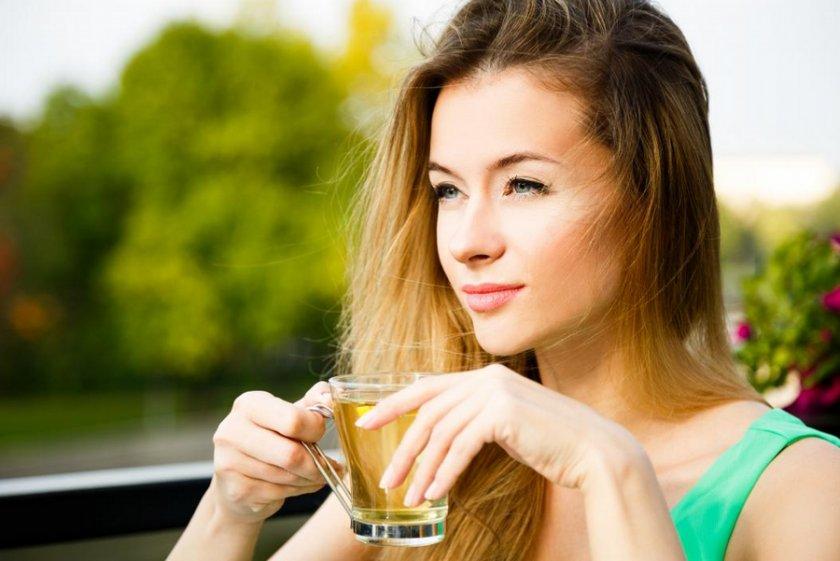 Польза жасминового чая для женщин