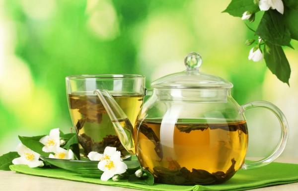 вред зеленого чая с жасмином