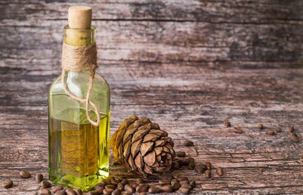 Масло кедровое - полезные и опасные свойства