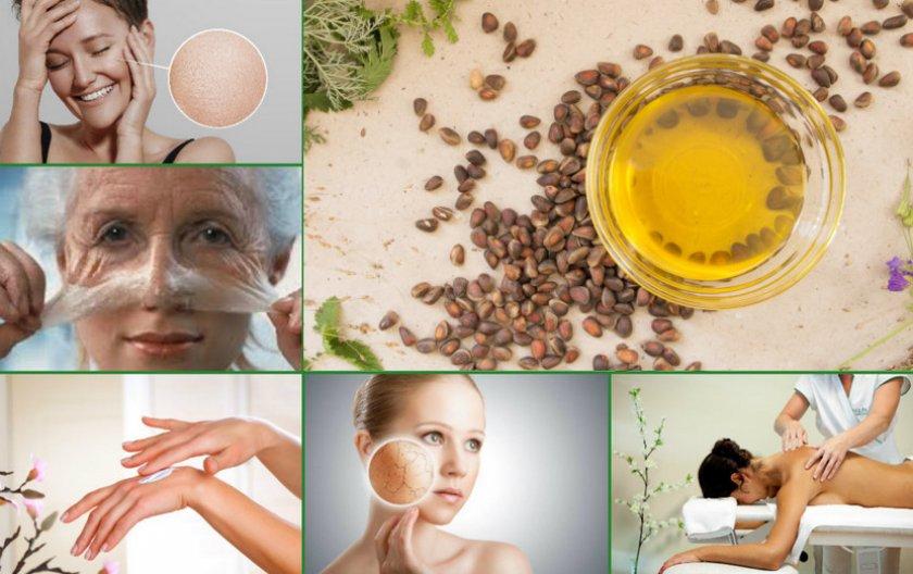 Применение кедрового масла для женщин