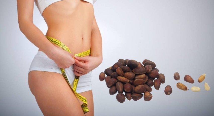 Кедровые орехи для женщин при похудении