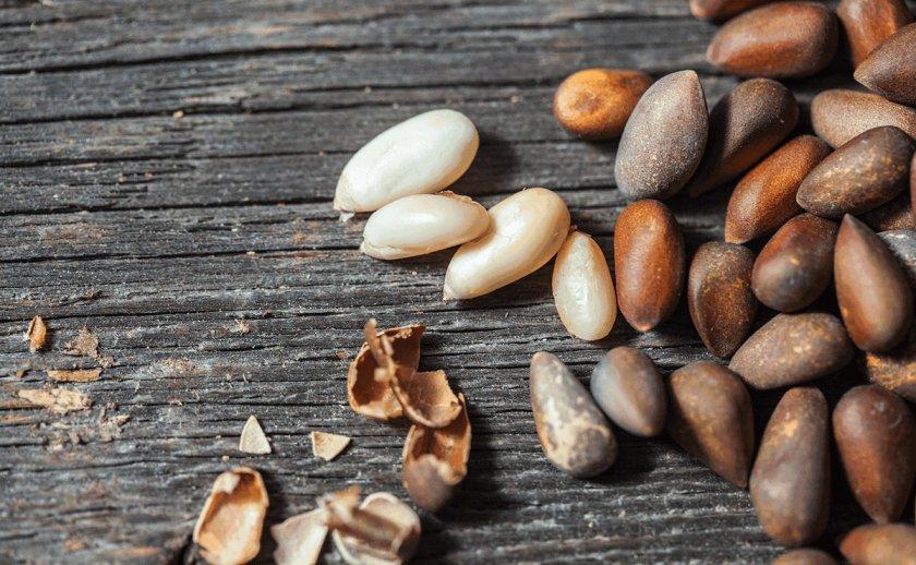 Кедровое орехи