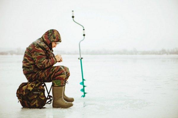 Начинающему зимнему рыбаку