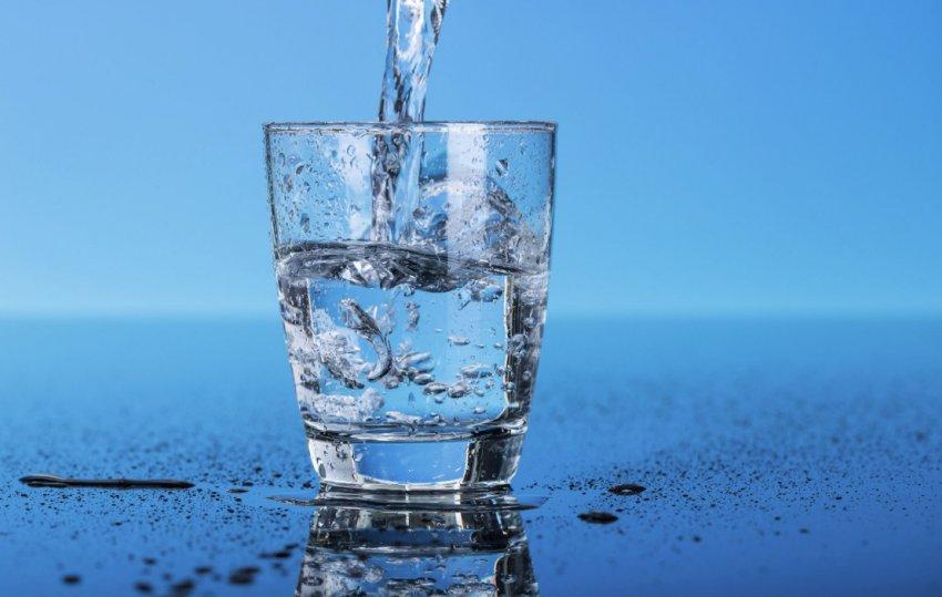 Вода для проращивания гречки