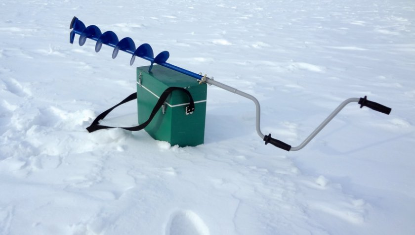 Коловорот для льда