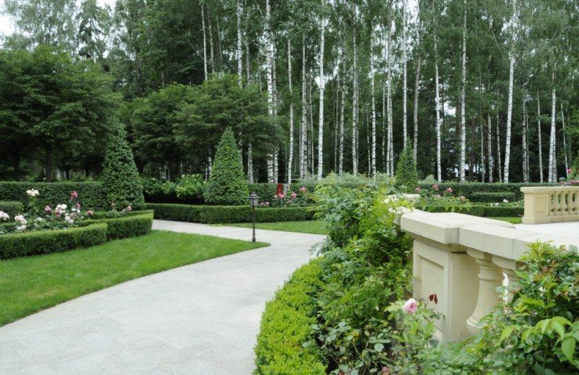 Дворянский сад