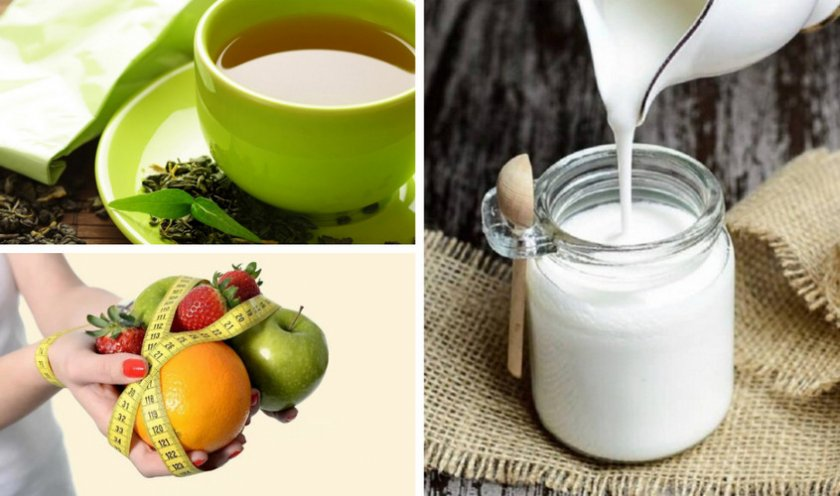 Допустимые продукты при гречневой диете