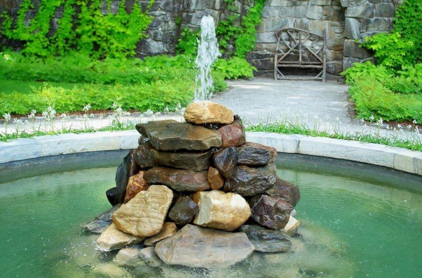 Погружный фонтан
