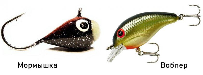 Приманки для рыб