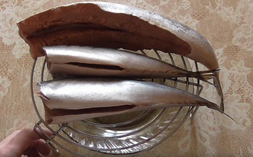 Балык из рыбы в домашних условиях
