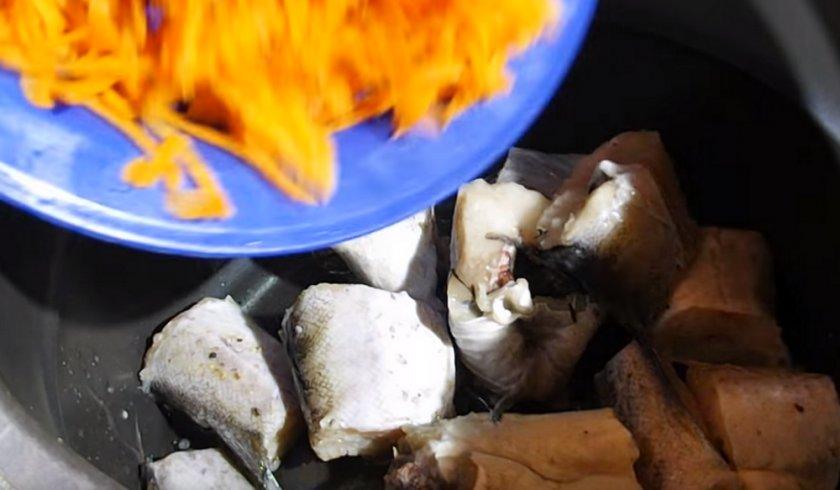Как приготовить горбушу под маринадом