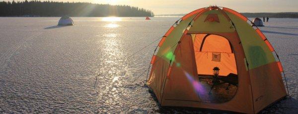 Из какого материала сделать палатку